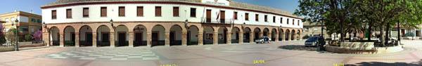 PLAZA DEL AYUNTAMIENTO (Madridejos)